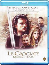 Le Crociate di Ridley Scott (Blu Ray) Orlando Bloom (Director's Cut)