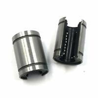 2PC Premium LM16 UU Metal Shielded Linear Bush Ball Bearing 16 x 28 x 37mm