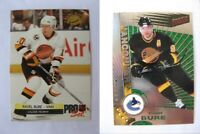 1997-98 Pacific Dynagon #125 Bure Pavel  silver  canucks