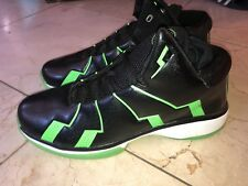 NEW APL Athletic Propulsion Labs Concept 2 Basketball Black Lime Green sz 17