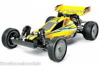 Tamiya 58374 Sand Viper RC Kit - DEAL BUNDLE with Twin Stick Radio