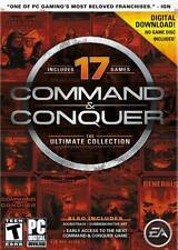 Command and Conquer The Ultimate Collection PC *NEW*