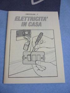 ELETTRICITA' IN CASA N. 7