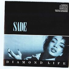 Diamond Life by Sade (CD, Oct-1990, Sony Music Distribution (USA))