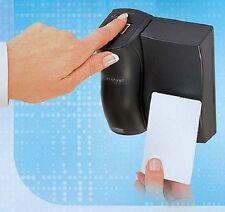 Bioscrypt V-Smart A, R Fingerprint with Integrated MIFARE Smart Card Reader