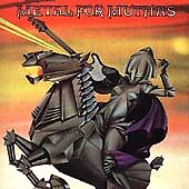 Metal for Muthas 1, Nutz,Samson,Angel Witch,Ethel Th, Very Good