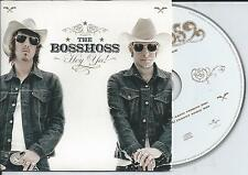 THE BOSSHOSS - Hey ya! CD SINGLE 2TR EU CARDSLEEVE 2005 MEGA RARE!!!