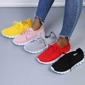 Damen Sportschuhe Sneaker Outdoorschuhe Laufschuhe Turnschuhe Freizeitschuhe