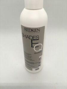 Redken Shades EQ Gloss for Redken Semi Permamant Hair Processing Solution  8 Oz