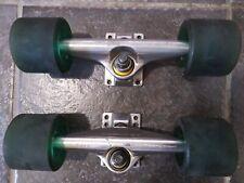skateboard Trucks Sold cruising wheels and bearings street skatepark powell sant