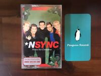 Nsync - Home For Christmas CASSETTE TAPE KOREA EDITION SEALED