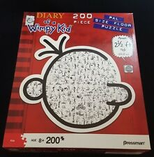 Diary Of A Wimpy Kid Puzzle 200 Piece Almost 2 1/2 FT High NEW