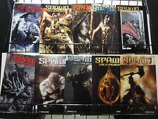 Spawn Comics SPAWN THE DARK AGES 14 diff F-VF+