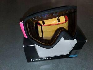 Scott Mia Snow Goggles Women's  Pink / Blue