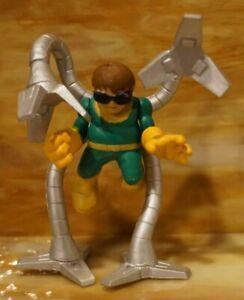 2007 Hasbro Marvel Super Hero Squad Doc Ock Loose Figure New