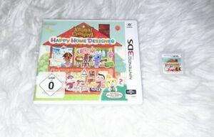 Animal Crossing: Happy Home Designer (Nintendo 3DS) - sehr guter Zustand -
