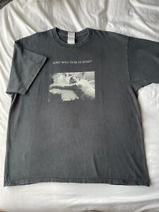 Vintage Joy Division T Shirt Mens XL Band Tee