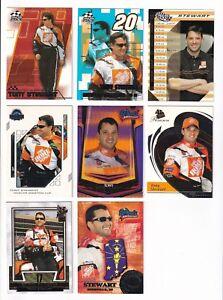 2004 Premium SAMPLE PARALLEL #2 Tony Stewart BV$10! SUPER SCARCE!