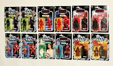 star wars lot the rise of skywalker sith jet trooper&sith trooper 12 pieces mint