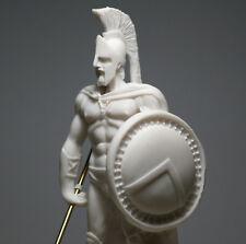 Leonidas Ancient Greek Spartan King Handmade Statue Figurine Sculpture 6.69΄΄