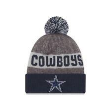 fc0ad373c Dallas Cowboys New Era Onfield Sport Knit Hat / Cap