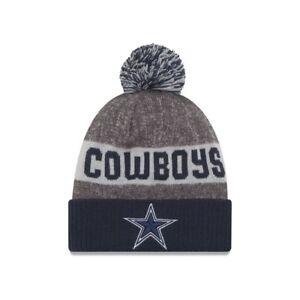 Dallas Cowboys New Era Onfield Sport Knit Hat / Cap