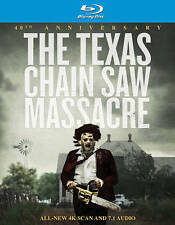 The Texas Chain Saw Massacre: 40th Anniversary [Blu-ray], New DVDs