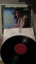 Engelbert Humperdinck - The Last Waltz - Decca Mono Vinyl LP LK4901