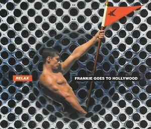FRANKIE GOES TO HOLLYWOOD (FGTH) - Relax - 6 Tracks