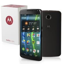 Motorola Moto X Pro 6.3' International version (Gsm Unlocked) Black Smartphone