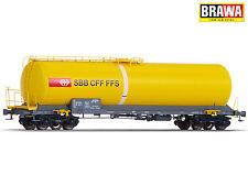 """BRAWA 48763 H0 Kesselwagen """"Wassertransportwagen"""" der SBB ++ NEU & OVP ++"""