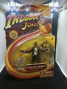 "⚡️NEW Hasbro Indiana Jones Figure INDY Raiders of Lost Ark 3.75"" NIP⚡️See Pics"