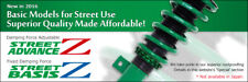 TEIN Street Advance Z Coilover Kit - Fits Lexus Is F Use20 2007 2014