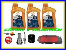 Kit Tagliando HONDA SILVER WING 400 06 Filtro Aria Olio Candele REPSOL FSC 2006