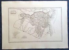 492 ZUCCAGNI ORLANDINI 1845 LEGAZIONE DI FERRARA E. ROMAGNA cvMP17/11/17