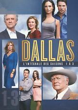 Dallas : Season 1 - 3 complete / Intégrale saison 1 - 3 (10 DVD)