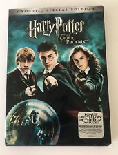Movies Opened Boxes HARRY POTTER DVD & HANDLING