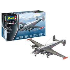 Avro Shackleton Mr.3 1 72 Scale Level 5 Revell Model Kit