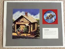 grateful dead poster Terrapin Station 1977 Mouse Kelley 1997 Limited Edition