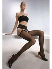 Sexy Porte-jarretelle Collant Bas Tight Lingerie Stocking Noir