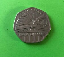A 50p Coin From 2000 Remembering Public Libraries
