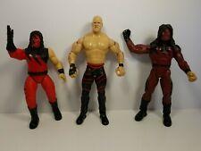 Jakks Pacific Kane Slammers 2 and JusToys Bend-Ems Lot MOC