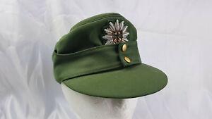 (A2) BGS Bundesgrenzschutz Mütze Feldmütze original sehr guter zustand 56