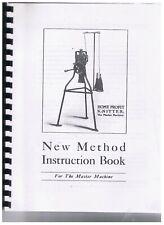 Sock Knitting Machine Home Profit 1922 (copy) new method spiral book