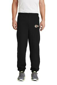 Kansas City Chiefs Embroidered Sweat Pants no pockets