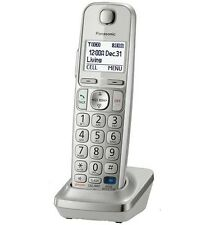 Panasonic KX-TGEA20S DECT 6.0 Plus Accessory Cordless Phone Handset