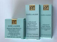 Estee Lauder Advanced Night Repair Synchronized Complex FACE Eye RESET 3 PC SET