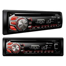 Pioneer DEH-X16UB CD Receiver with MIXTRAX, MP3 / WMA, Android, USB, Aux