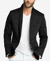 INC Mens Suit Seperates Black Size Large L Slim Fit Stretch Blazer $129 325