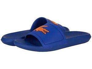 Man's Sandals Lacoste Croco Slide 0121 1 CMA